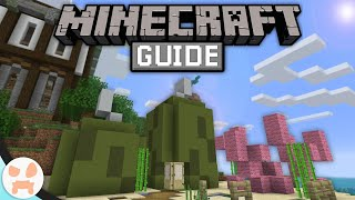 AUTO SEA PICKLE FARM! | The Minecraft Guide - Minecraft 1.14.4 Lets Play Episode 87
