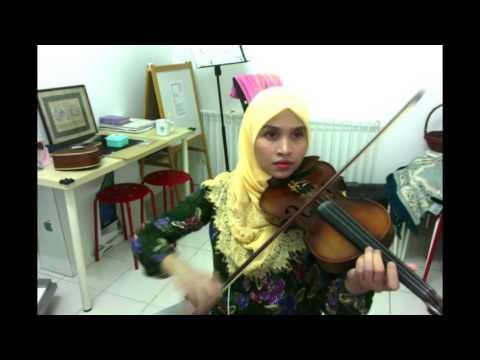 Aiman Tino - Permata Cinta ( Violin by Endang Hyder )