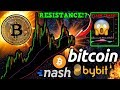Bitcoin Fights to BREAK Resistance! Exchange HAVOC Due to ...