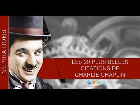 Charlie Chaplin 20 Plus Belles Citation De Charlie Chaplin Citations D Amour