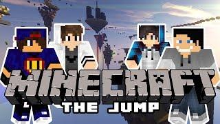 Minecraft: Parkour The Jump - 180 Hadzia! [6/6] w/ GamerSpace, Tomek, Happy