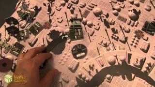 Death Star Scenario X-Wing Battle Report - Beat Matt Batrep Ep 38