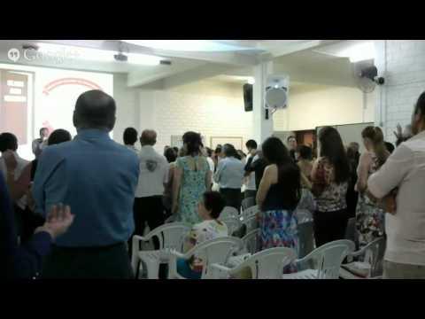 Culto MPR - Apostolo Reimer