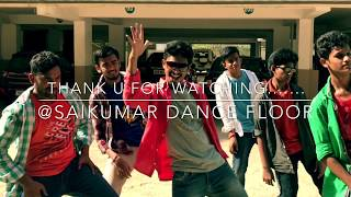 "aaluma doluma dance cover from"""" vedalammovie choreography by saikumar"