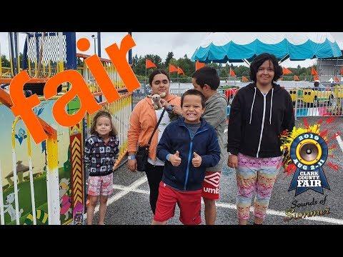 The Clark County Fair Vancouver WA 2019