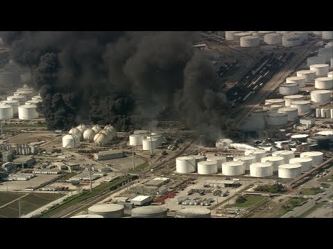 Texas Sues ITC Over Chemical Plant Fire