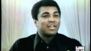 Muhammad Ali on the Vietnam War-Draft