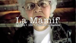 I love ma Grand'Mère version rock avec Lucienne et Huguette