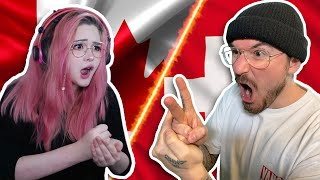 Swiss PRO GAMER vs. CANADIAN E-GIRL