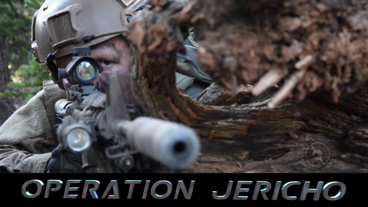 Download Operation Jericho - Military Action Short