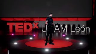 Robots are replacing humans... Wait, even giving this talk? | Zaid Badwan Peralta | TEDxUNAMLeón