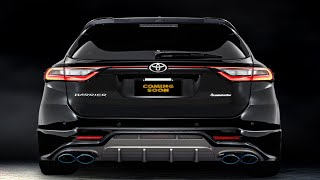 [New] Upcoming 2020 Toyota Harrier 5-Seater SUV V2.0 Interior Toyota Cars Price India Launch Date