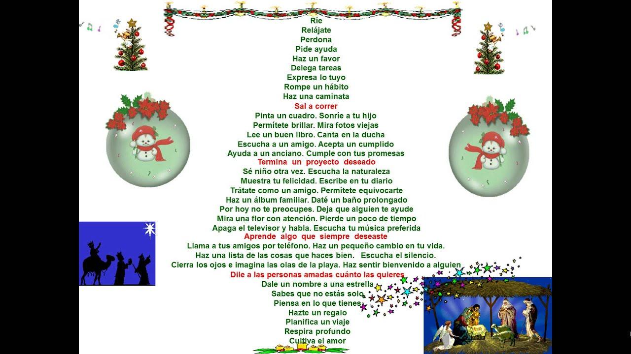 Arbol de navidad para reflexionar