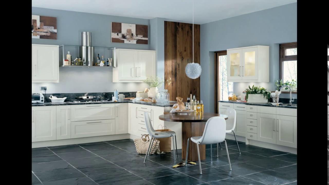 Ivory Colour Kitchen Designs Youtube