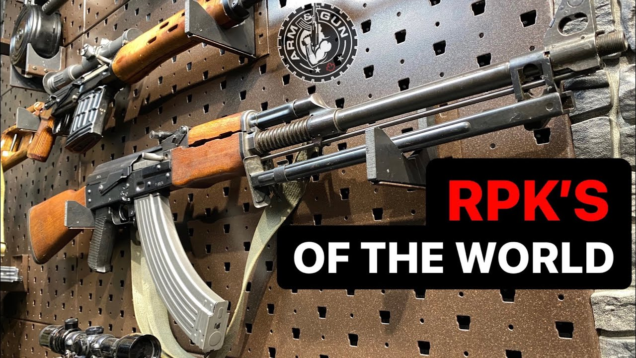 RPK's of the World vol 1
