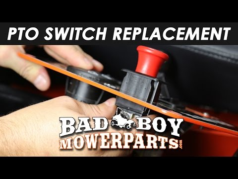 PTO Switch Replacement - YouTube on bad boy horn diagram, bad boy parts diagram, bad boy controller diagram, lawn boy wiring diagram, bad boy accessories,