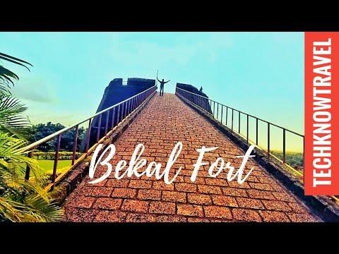 Bekal Fort, Kasargod |Largest Fort in Kerala |  Kerala Travel Videos