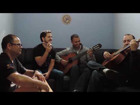 Márcio, Thiago, Junior e David: Odeon - Erneto Nazareth
