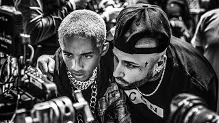 Icon Remix - Jaden Smith Ft Nicky Jam - Behind Video Colombia