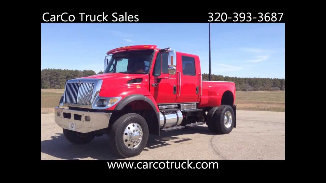 International CXT World's Largest Pickup Truck For Sale By ...