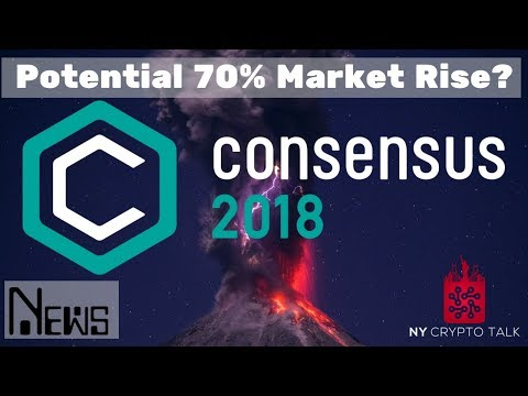Consensus 2018 - Will it drive the Market Cap up 70% ?