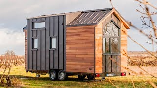 Gorgeous Tiny House The Little Prince By Baluchon | Living Design For A Tiny House