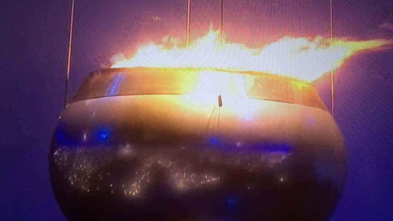 Olympisches Feuer Rio