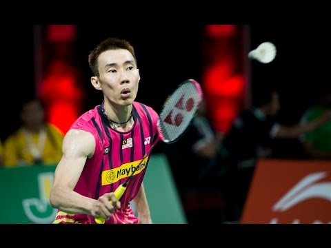 Lee Chong Wei-The Never Give Up Warrior