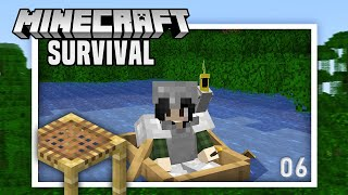 Minecraft 1.15 Survival Let's Play | Adventures and UPDATES | Episode 6