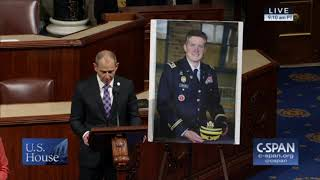 Rep. Curtis Pays Tribute to Maj. Brent Taylor - November 14, 2018