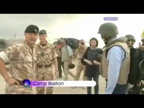 Afghanistan Estonia Prime Minister 10.05.10