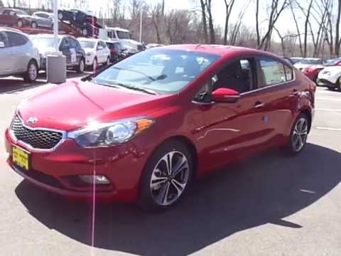 Inver Grove Nissan >> 2014 Kia Forte EX Sedan. Shown by Chad at Luther Nissan Kia - YouTube