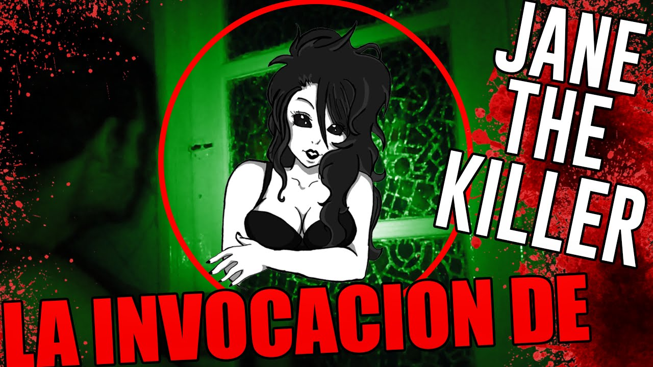 La Invocaci 211 N De Jane The Killer Asesina A Jeff The
