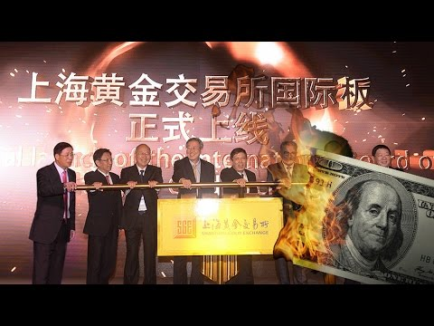 Dollar Collapse - How the Shanghai Gold Exchange could crash the Dollar