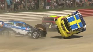 RX Rallycross Loheac 2019 | Crashes, Battles & Big Show | CMSVideo
