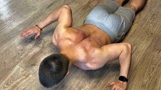 Тренировка Спины Без Оборудования