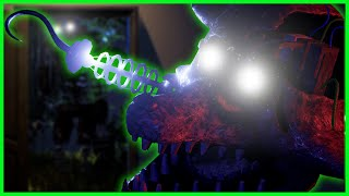 FOXY IS SAVAGE... BUT DEFEATED! - The Joy Of Creation: Reborn FOXY UPDATE Jumpscare (FNAF Free Roam)