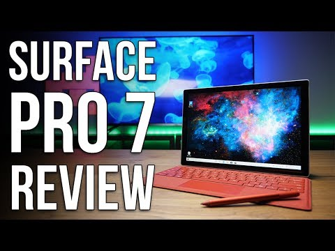Microsoft Surface Pro 7 Review: The best 2-in-1 Tablet PC gets USB-C
