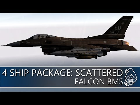 FALCON BMS: SCATTERED