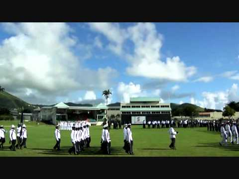 St  Kitts and Nevis Independence 2012