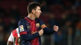Видео голов. Барселона - Райо Вальекано (6-0) 15.02.2014(http://graphtips.com/