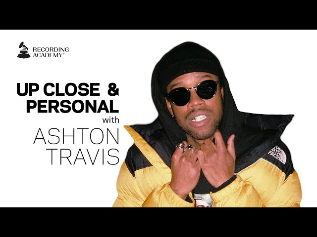 Ashton Travis On Making PHOENIX MODE, Holding Off On Collabs, First LP | Up Close & Personal