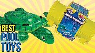 10 Best Pool Toys 2016