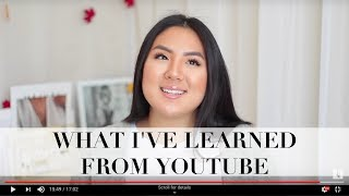 WHAT IVE LEARNED OVER THE LAST 6 YEARS DOING YOUTUBE-Watch if you want to start a channel!