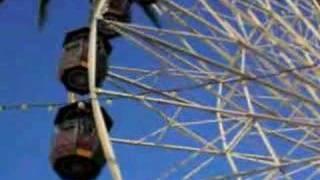Irvine Spectrum Center Mall Ferris Wheel Southern California