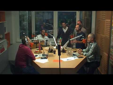DrØnes 72 live session at Club FM Radio in Tirana (full video)
