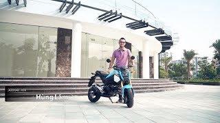 Đánh giá xe Honda MSX 125 - đậm chất cá tính giá 50 triệu |XEHAY.VN|
