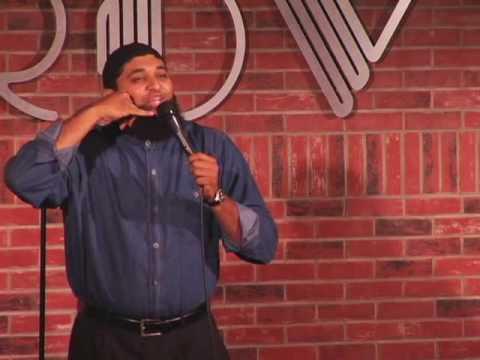Allah Made Me Funny - Azhar Usman 2/2