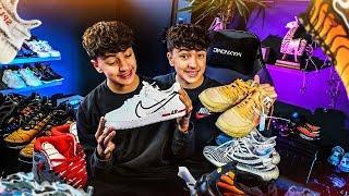 All my Sneakers ! Je vous montre toutes mes paires de chaussures (J'en ai vraiment beaucoup 😅)