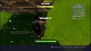 Fortnite Man is not chewy when one hacker